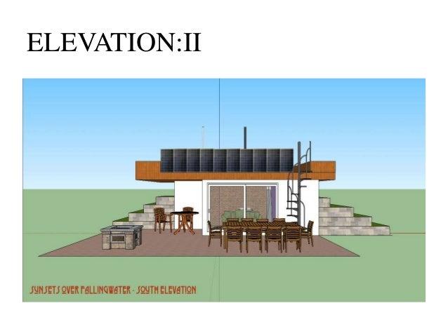 ELEVATION:II