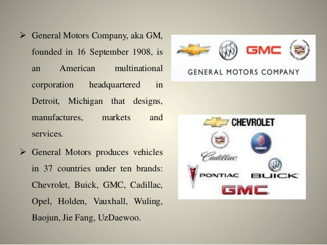 General Motors In China | Case Study Solution | Case Study ...