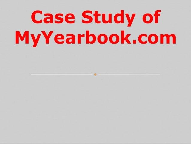 Case Study of MyYearbook.com