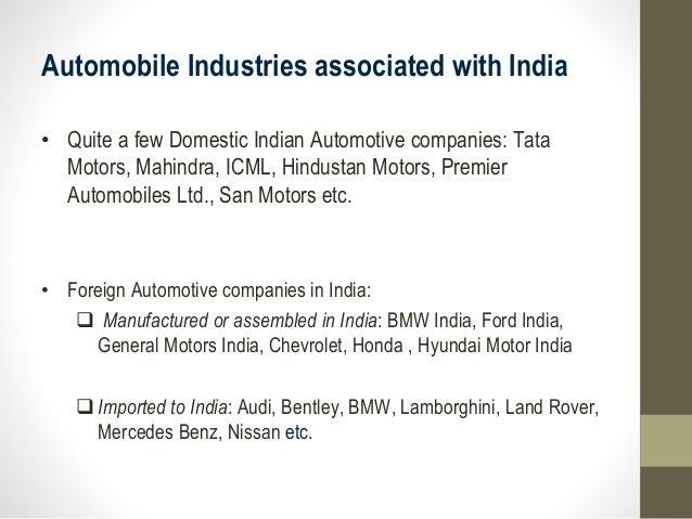 oligopoly market indian automobile industry case study