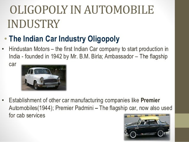 oligopoly india