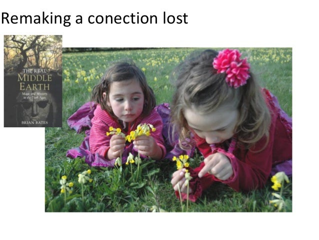 Children S Conection With Nature