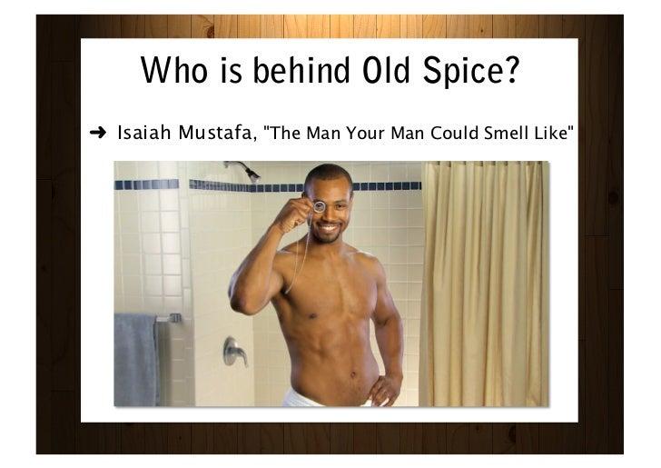 (DOC) Old Spice Case Study | Shakeem .B - Academia.edu