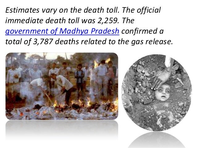 a study on the bhopal toxic crisis the cause and effect of the tragedy The bhopal gas tragedy caused an additional negative shift in the  the bhopal legacy toxic contaminants at the former  bhopal: anatomy of crisis.