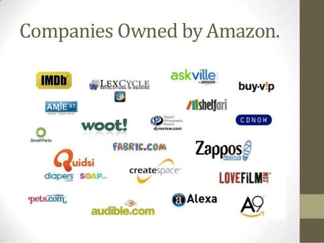 Amazon.com: case study