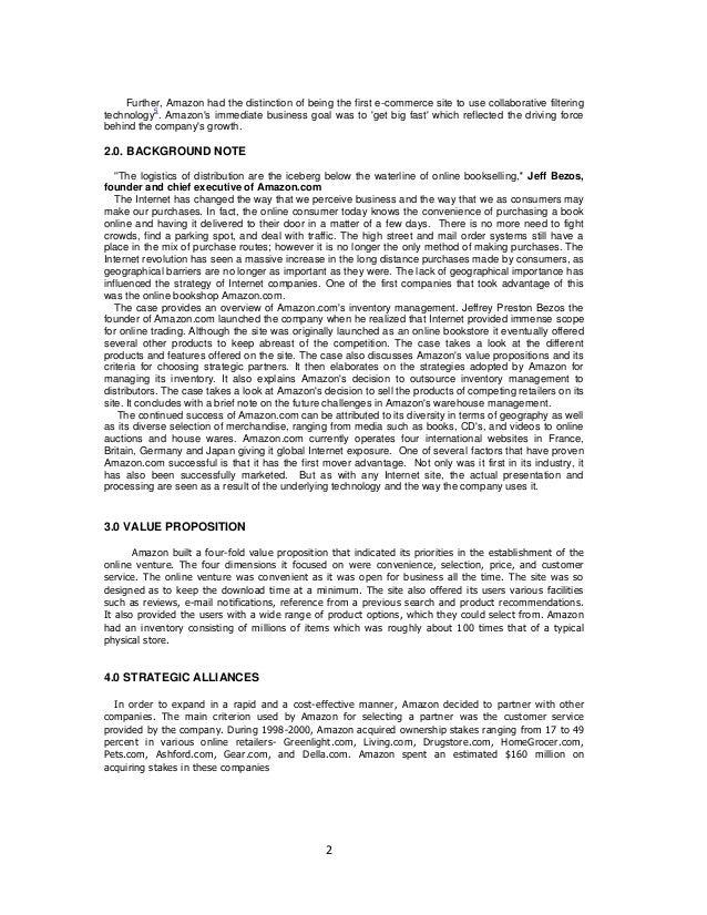 Custom case analysis