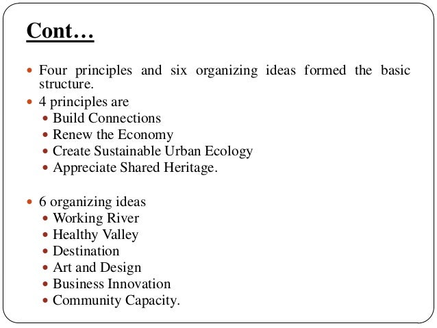 Building the Cuyahoga River Valley Organizations Essay examples