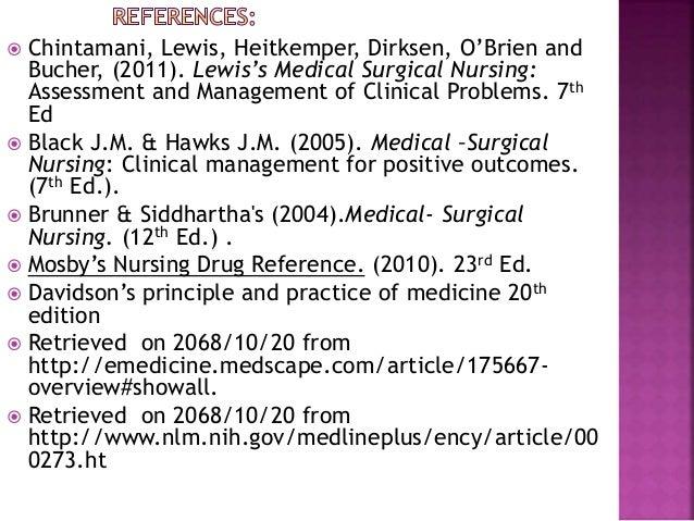 Case study on cholelithiasis