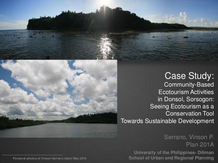 Case Study:                                                                  Community-Based                              ...