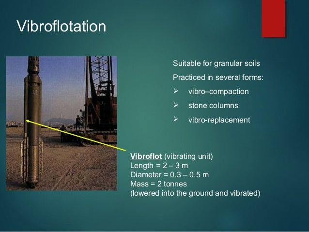 Soil compaction a case study of anpara thermal power for Soil 95 compaction