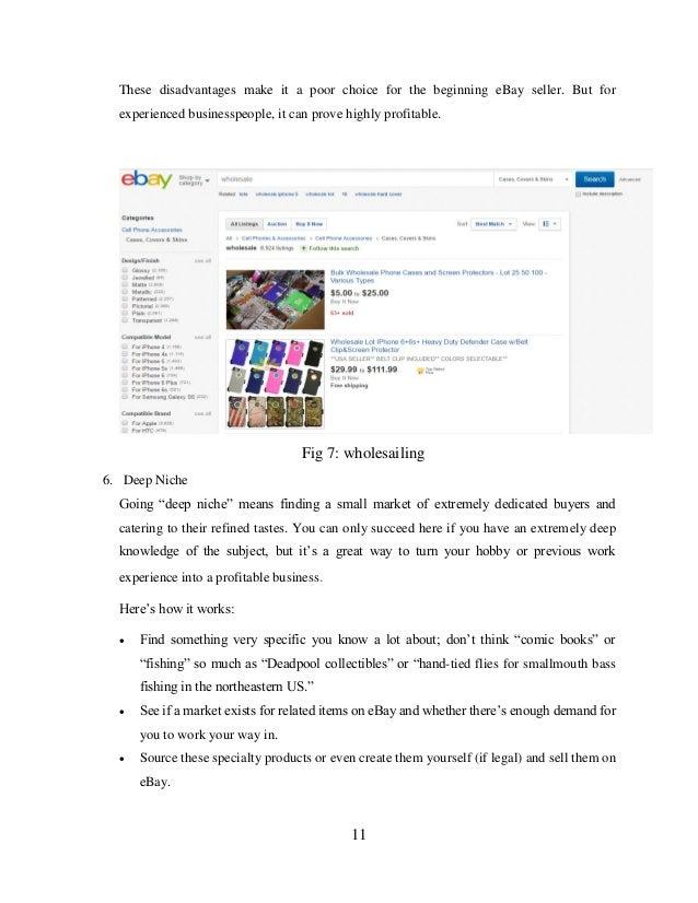 Case Study On Ebay Com