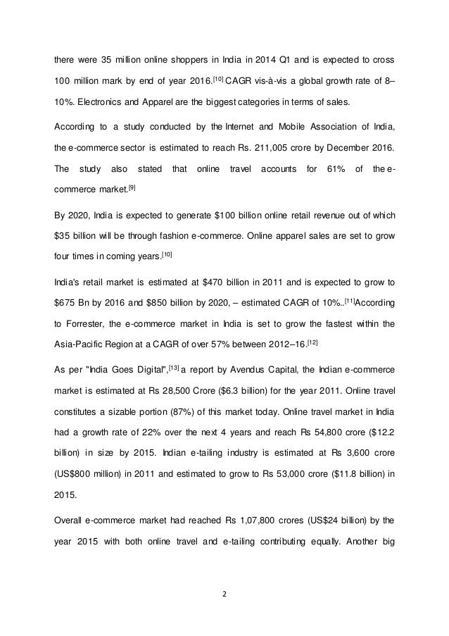 1622dabab CASE STUDY ON GROWING SAGA OF E – COMMERCE GIANT SNAPDEAL IN INDIA WITH  SPECIFIC REFRENCE TO INDIAN E- RETAILING INDUSTRY