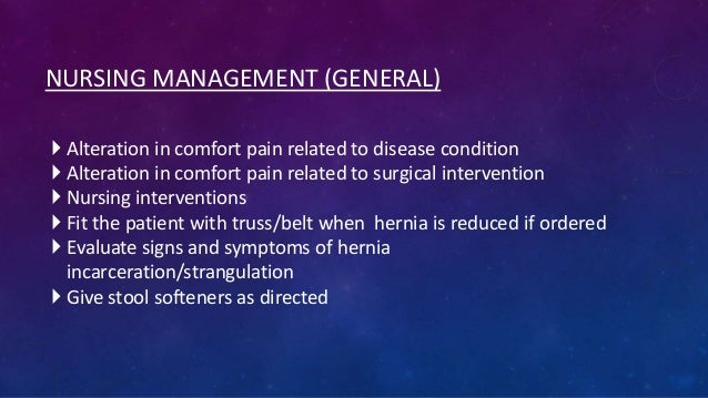 Hernia | Case Study - SlideShare
