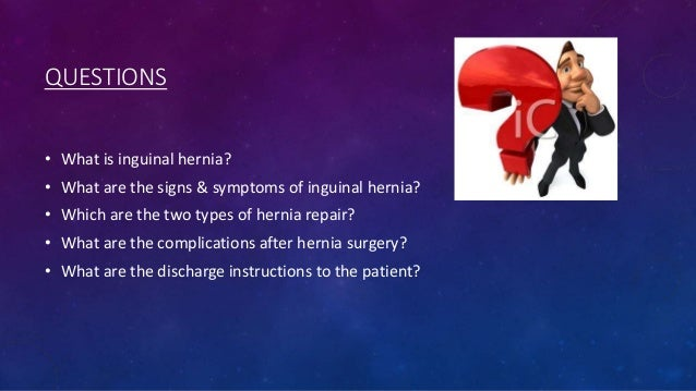 Strangulated inguinal hernia due to an ... - Cases Journal