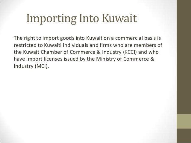 Case study on kuwait