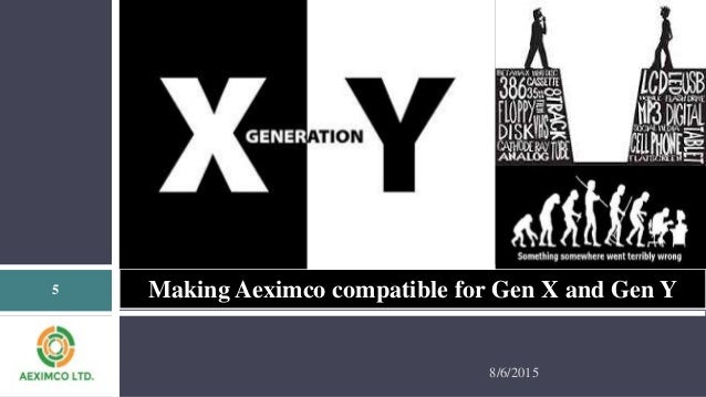 case analysis on gen y in Observing generation y and millenials in the working environment the case  studies are based in the usa and are referenced using the initials of the  observer:.