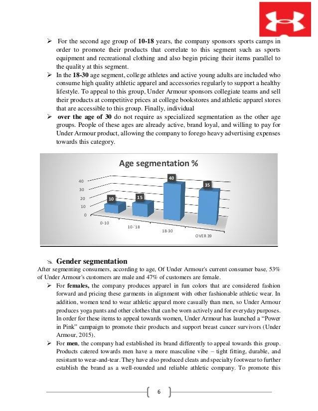 market segmentation case study