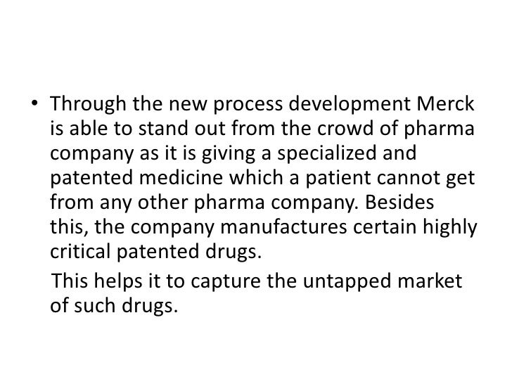 fi561 case study merck It looks as if the study will be a success for merck a texas state jury returns a verdict against merck in the first vioxx liability case to go to.
