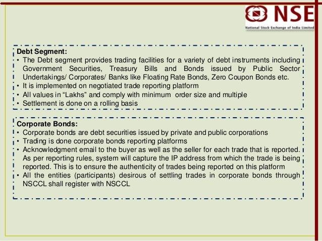Case study bond trading system