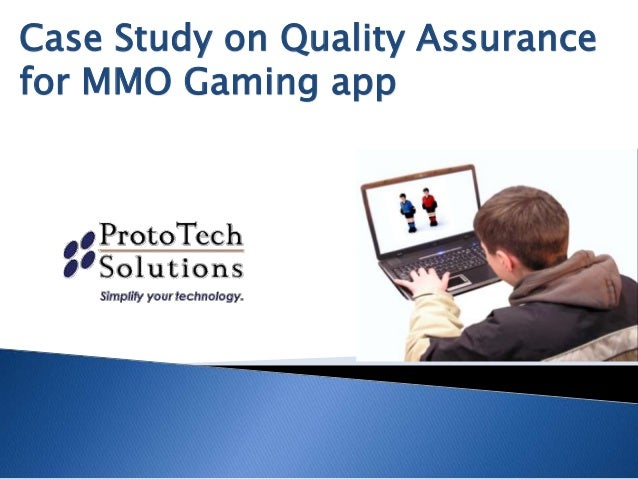 Case Study on Quality Assurance for MMO Gaming app