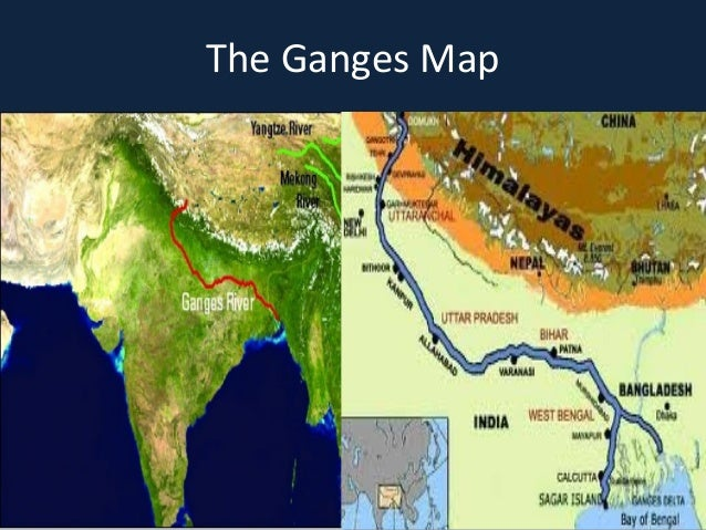 Case study on the river Ganga by ISM Ravi Kiran JP (Defining Generati…