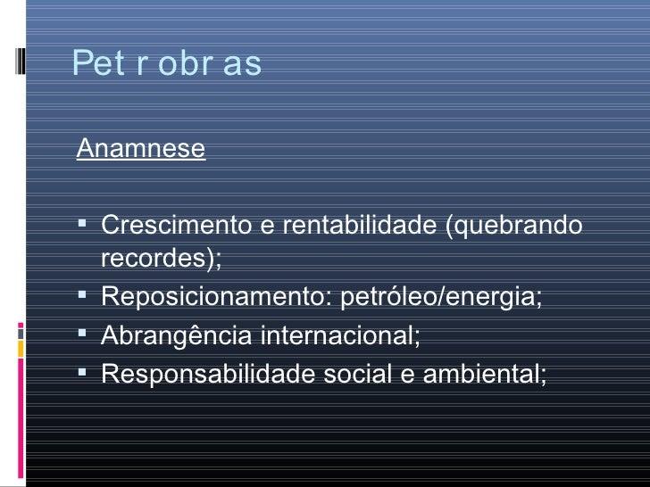 Drilling South: Petrobras Evaluates Pecom Case Solution
