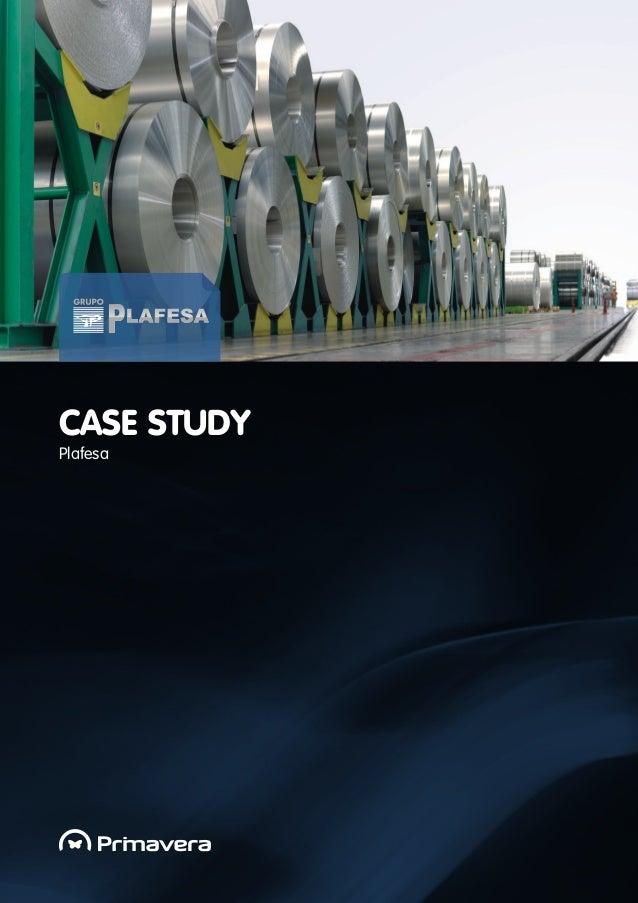 Plafesa CASE STUDY