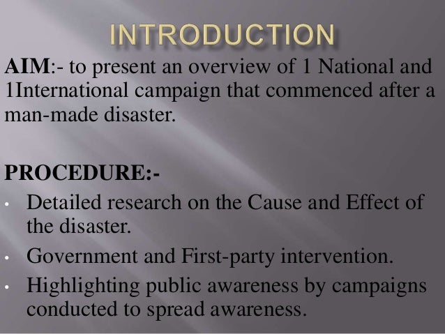 environmental disaster case studies Emergency management institute (emi) | aemrc - emergency and risk management case studies textbook disaster, and risk management concepts- 127kb word chapter 2.