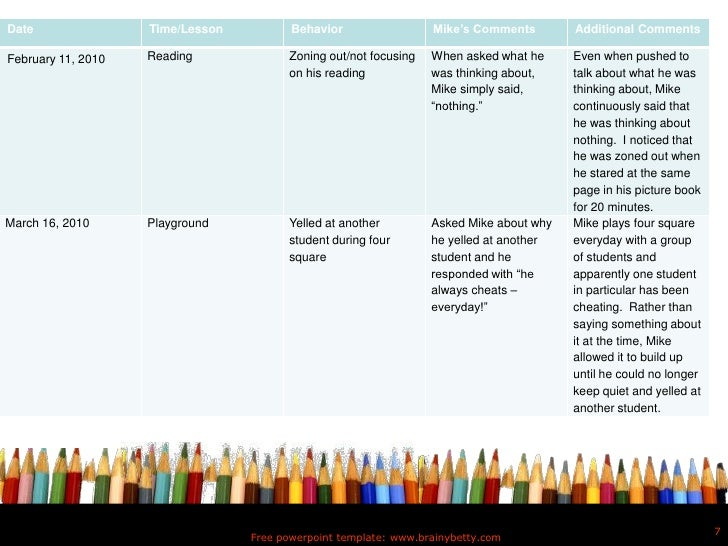 Case study power point free powerpoint template brainybettybr 7br toneelgroepblik Images