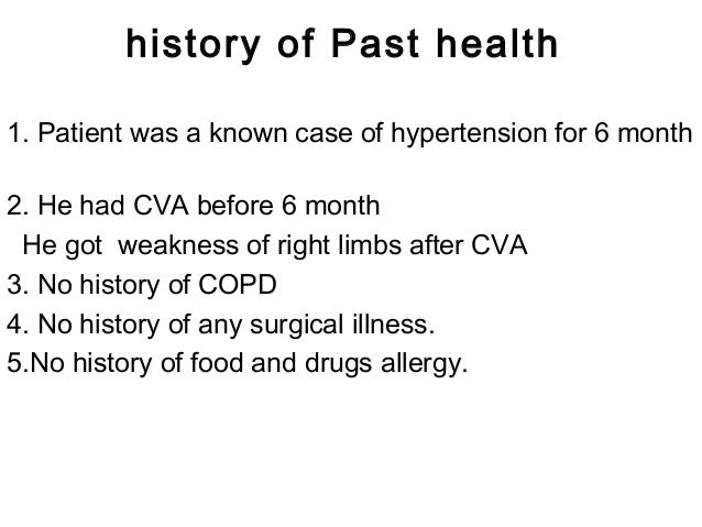 Diabetes and hypertension case studies