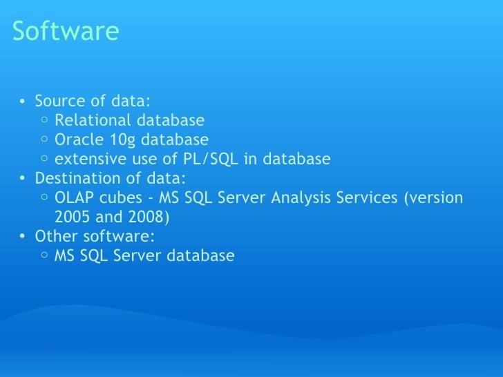 In Memory Database   VoltDB         BigData Database