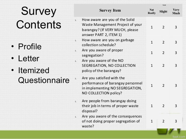 related studies and literature of solid waste segregation Research proposal on waste management literature review successfully a free sample research proposal on solid waste management is quite a useful piece of writing assistance for every student who is not sure in his ability to prepare a good paper himself.