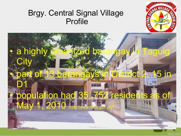 A Case Study of Nabunturan, Compostela Valley on the ...