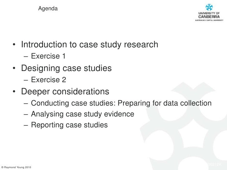 yin case study protocol