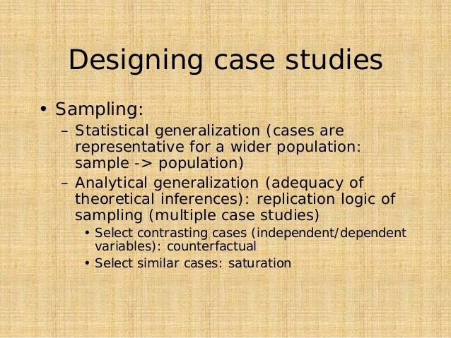 Use generalization essay