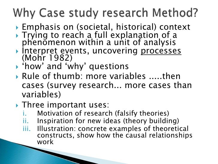 building theories from case study research the progressive case study Identifying a problem that forms the basis for a research study can come from academic the challenges of building a new hospital serves as a case study.