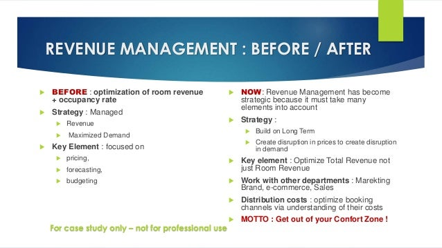 yield management and pricing strategy  and academic literature of the rise of customer centric revenue management ( rm) and pricing strategies with their focus being on even.