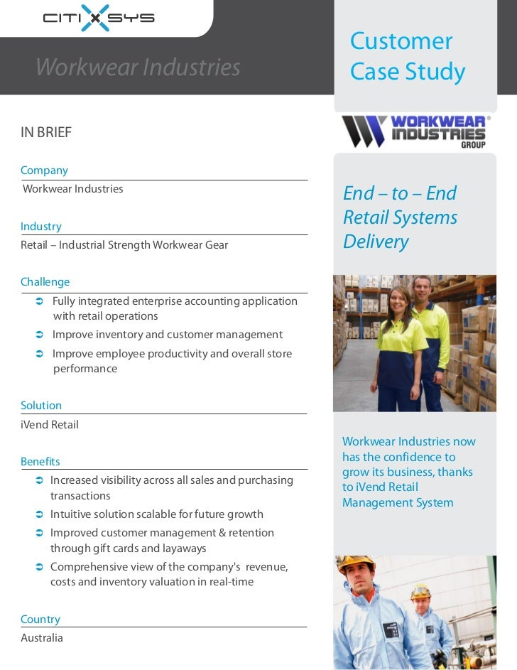 sap case studies australia Sap® abandoned for odoo case-study august 14, 2015 - 4 minutes read here is an interesting case-study that just came through the odoo partner channel where a.
