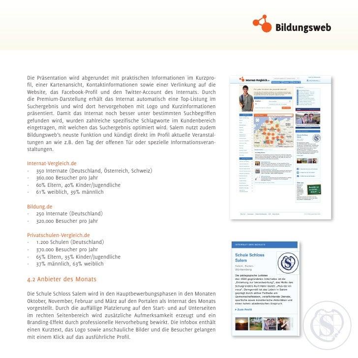 Die Präsentation wird abgerundet mit praktischen Informationen im Kurzpro-fil, einer Kartenansicht, Kontaktinformationen s...