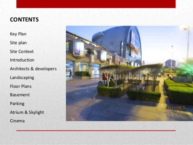 SELECT CITYWALK MALL JAMIA MILLIA ISLAMIA DELHI Slide 2