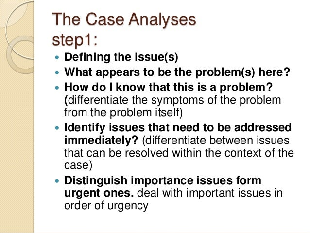 Problem Solving & Case Studies - The University of Arizona