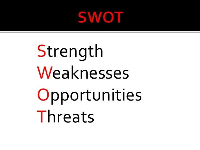 Tips for students to solve Case using SWOT analysis / SWOT