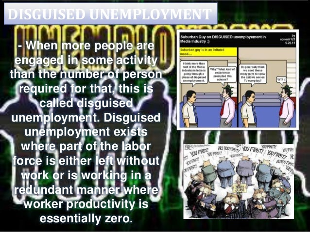 unemployment case study Xem video  despite rapid economic growth in the philippines in recent years, unemployment remains a persistent problem, the financial times reports.