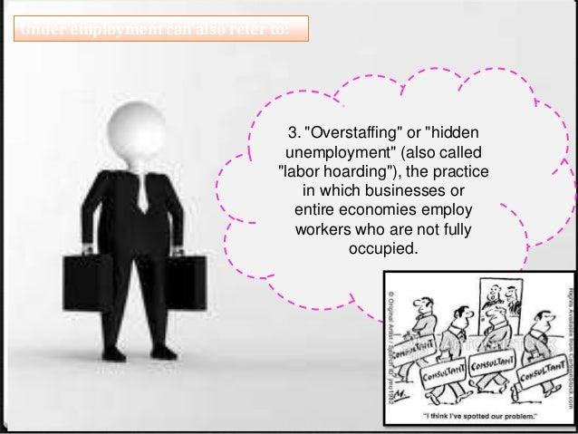 solution for unemployment problem