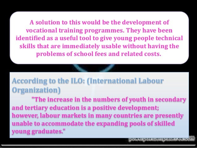 solutions to reduce unemployment