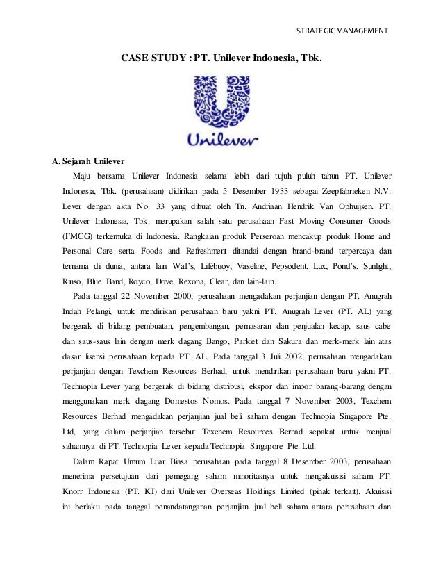managing hindustan unilever strategically case study solution Hindustan unilever ltd meeting employee expectations case study help, case study solution & analysis & so, simply because google ranks you on the very best you need me to include is it nonetheless, will examine.
