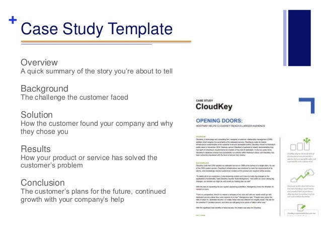 User Case Study Template What Is A Case Study Definition And Method
