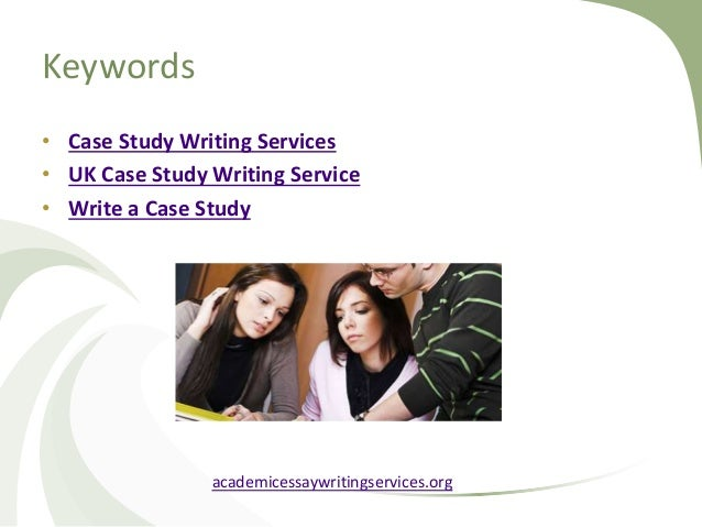 Case study writing service company