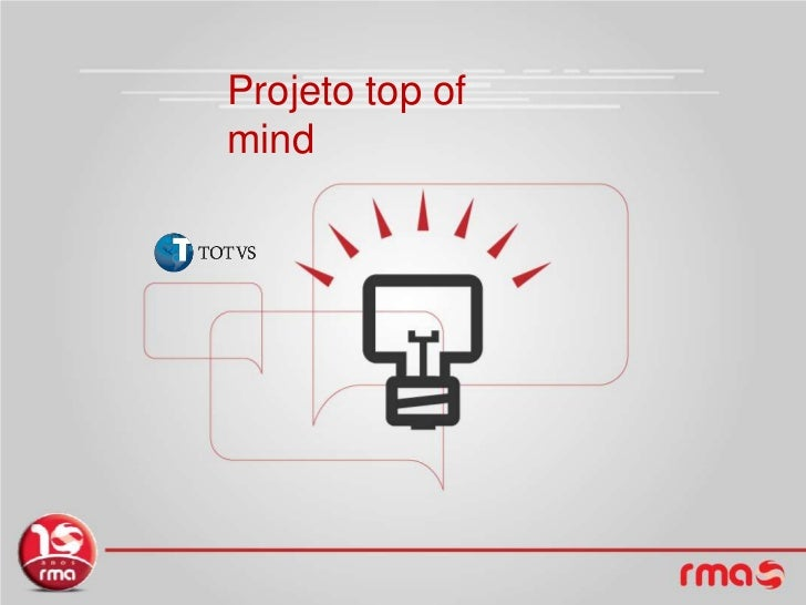 Projeto top of mind<br />