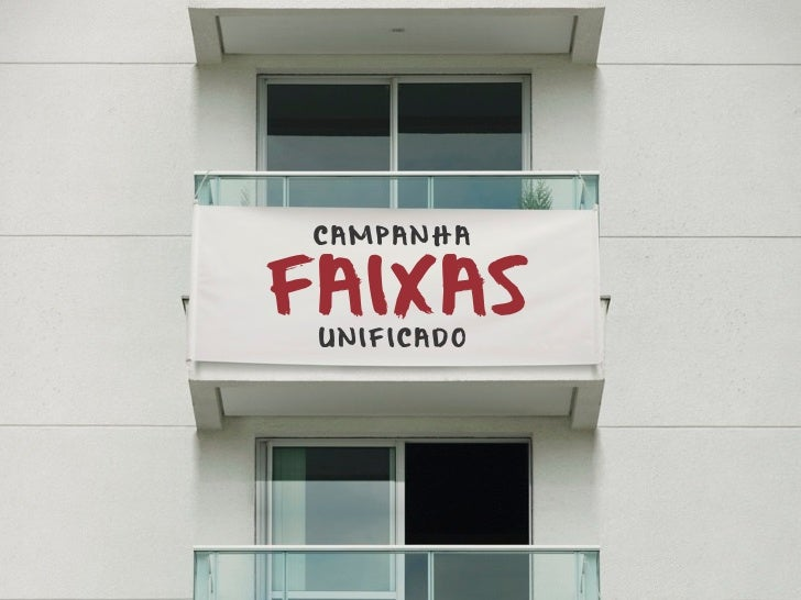 CAMP AN H AFAIXAS UN IF ICAD O